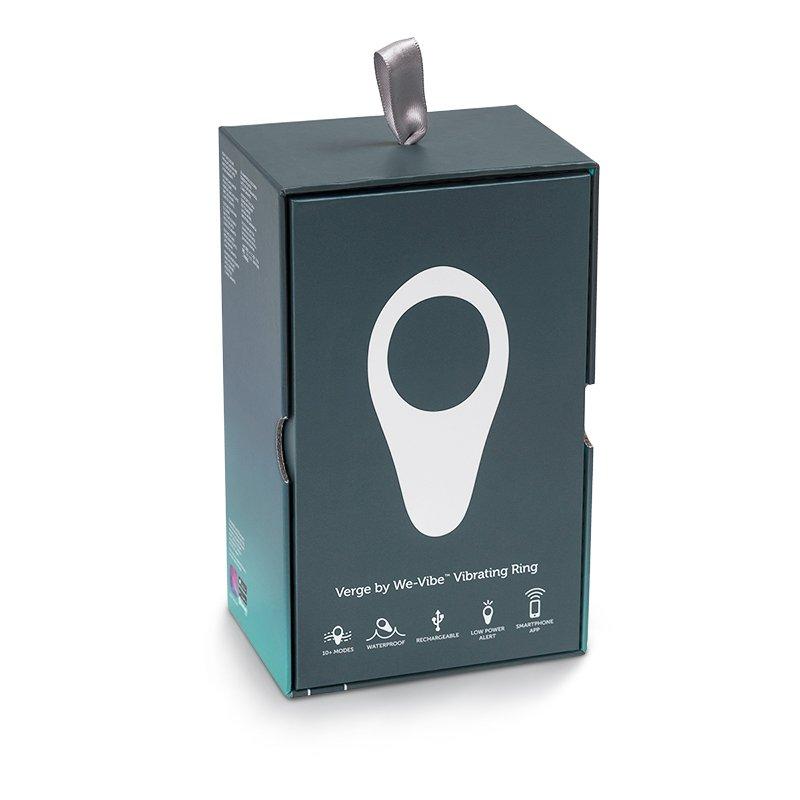 Verge by We-Vibe - Vibrador de Parejas - Uso con Aplicación-CHERISH