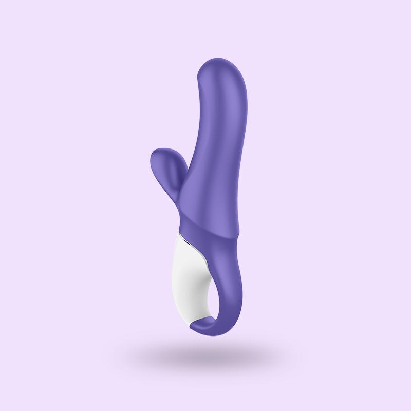 Satisfyer Vibes Magic Bunny-CHERISH