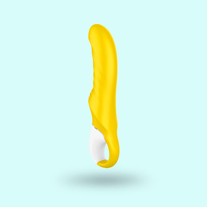 Satisfyer Vibes Yummy Sunshine-CHERISH