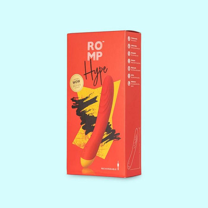 ROMP Hype - Vibrador de Punto G-CHERISH