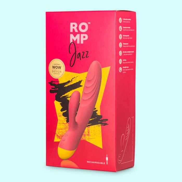 ROMP Jazz - Conejo Vibrador-CHERISH