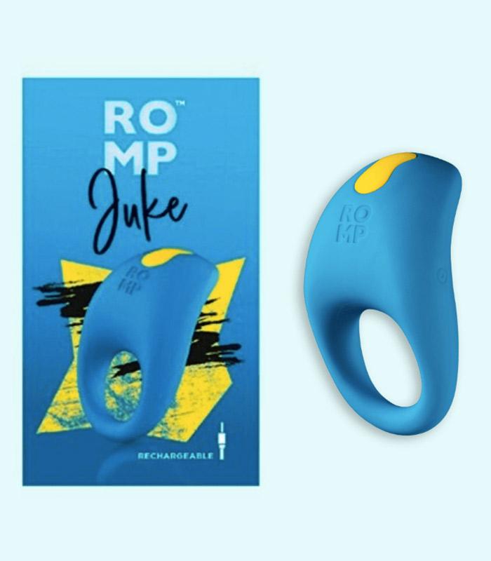 ROMP Juke - Anillo Vibrador para Pene-CHERISH