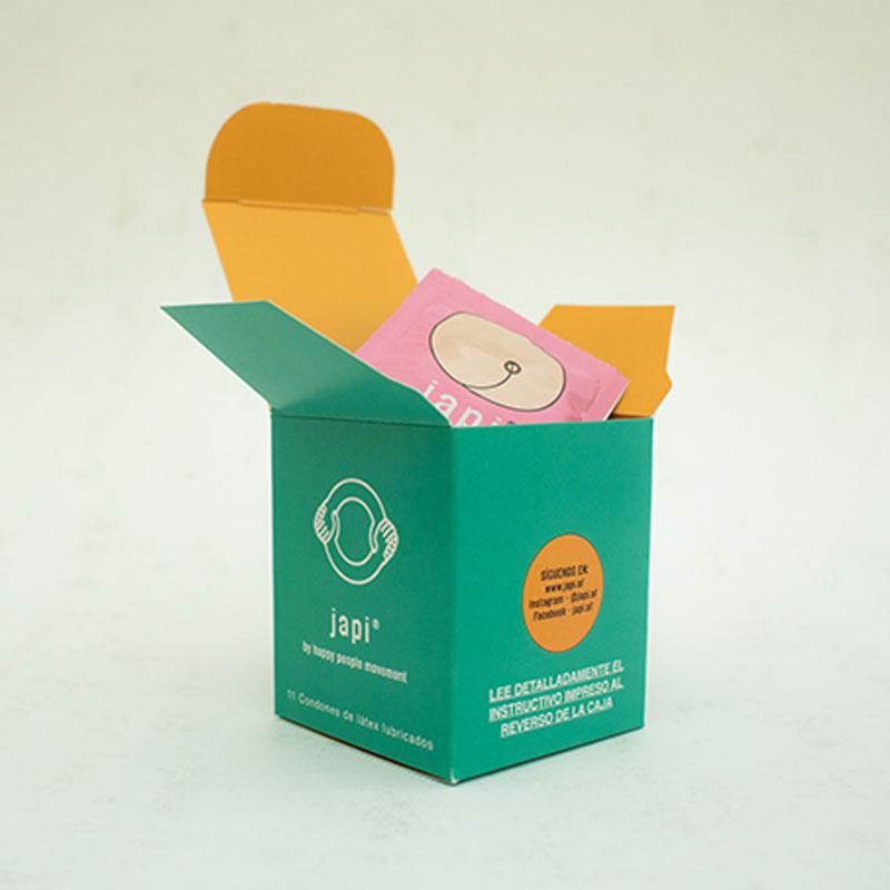 Japi condones- Dreamer Box - 11 Preservativos para pene-CHERISH