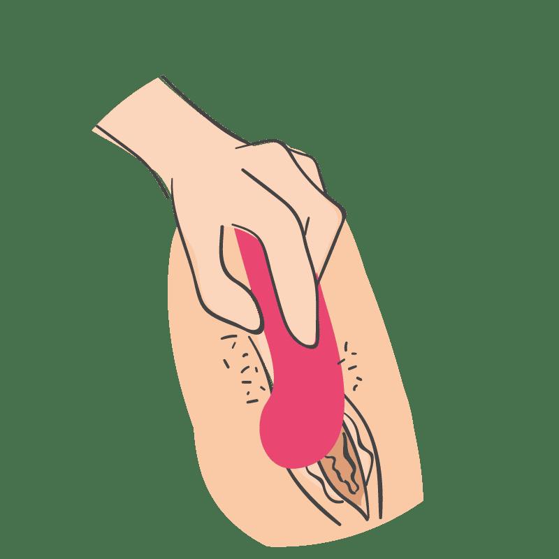 vibradores para clitoris